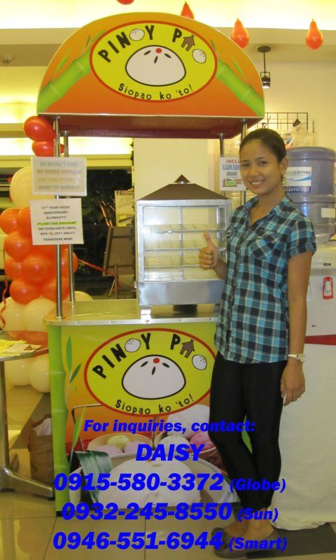 Cheapest Food cart Franchise Business Philippines