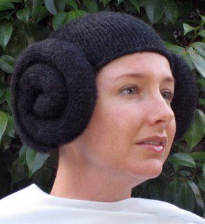 Princess Leia hat knittedStar Wars, Knits Pattern, Stars Wars, Knits Hats, Starwars, Winter Hats, Princess Leia, Knits Projects, Read Princesses