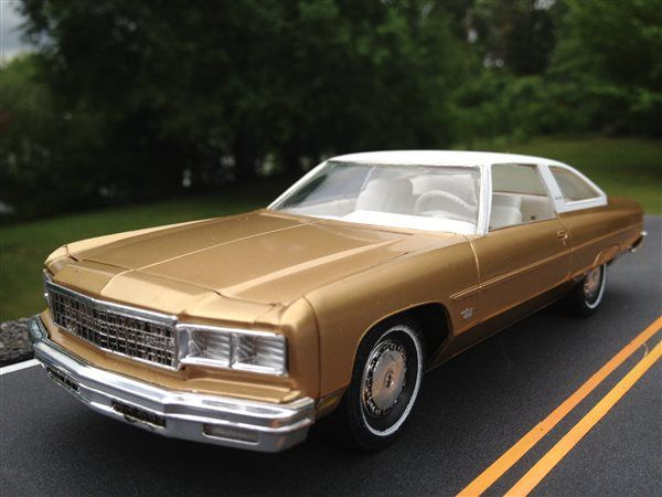 MPC 76 Chevy Caprice.. | Model kits-cars | Pinterest ...