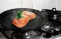 Stovetop BBQ Smokeless Indoor Grill
