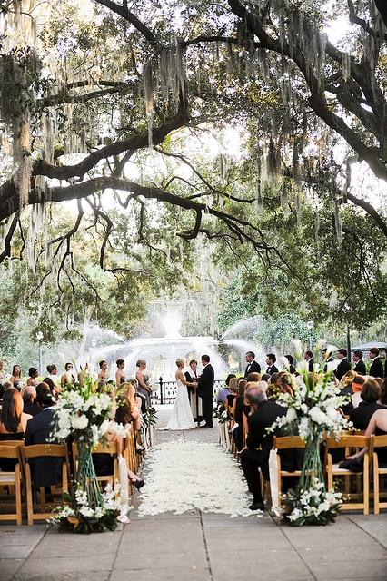Elegant Gorgeous Florida Wedding