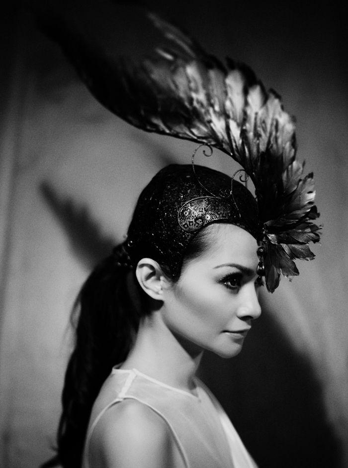 Photo, Panji Indra Permana, Model Cut Tari