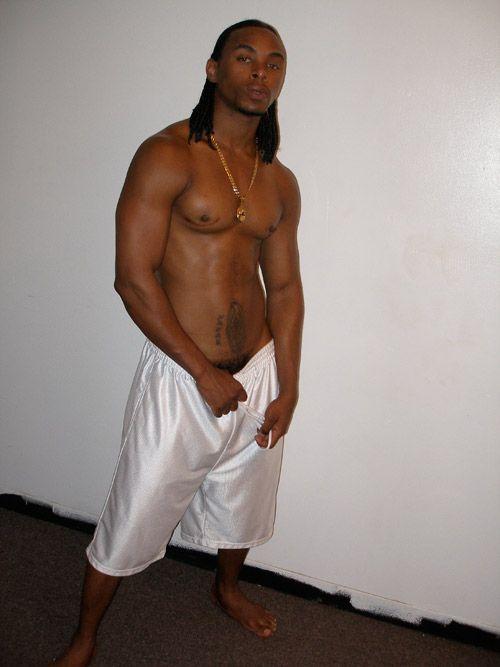 Gay black thug