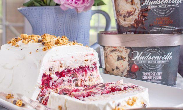 Admirable Easy Ice Cream Cake Recipe Icebox Cake Easy Cake Recipes Funny Birthday Cards Online Aeocydamsfinfo