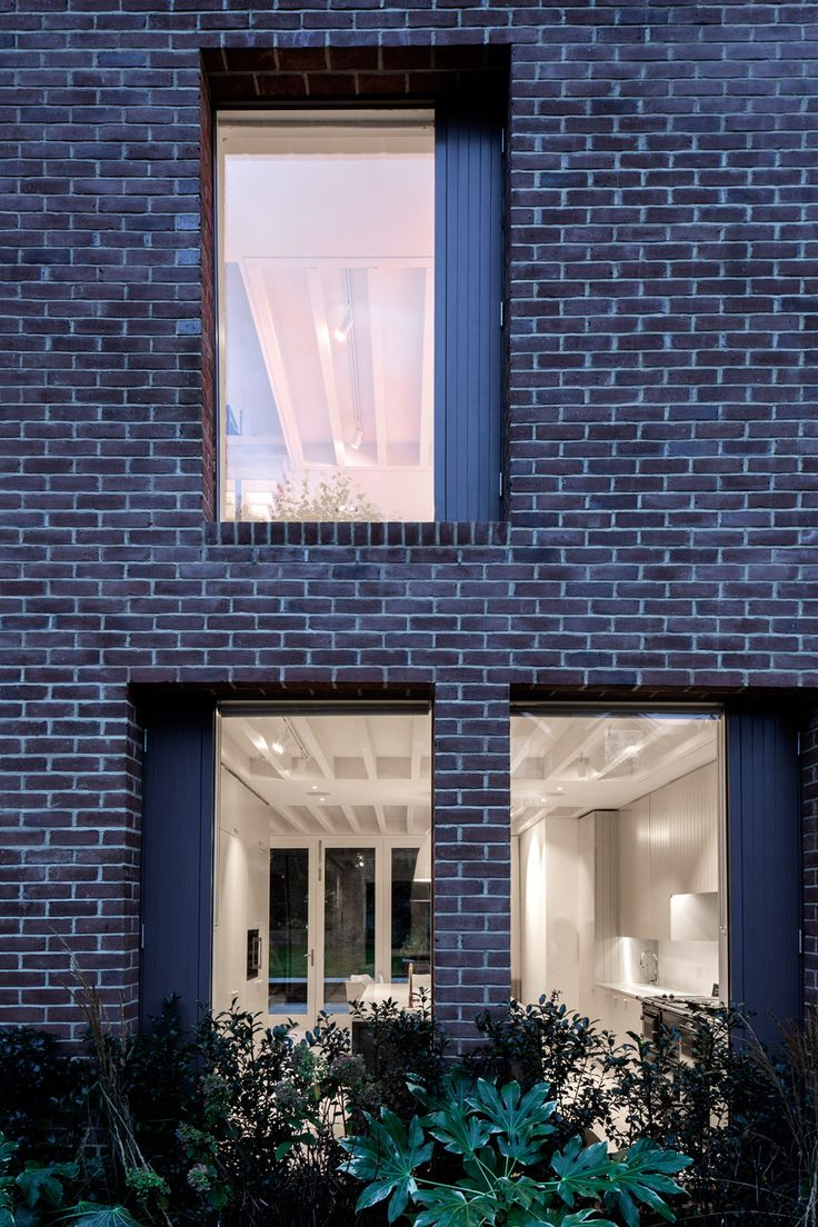 60 best brick elevation facade images on pinterest brick facade