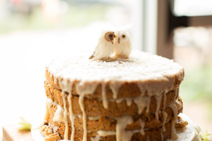 Paleo wedding cake