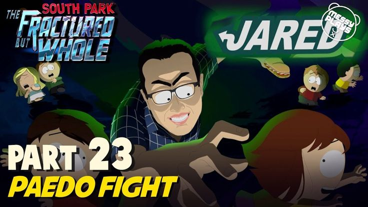 SOUTH PARK: THE FRACTURED BUT WHOLE - Part #23 - LETS PLAY with Commenta...