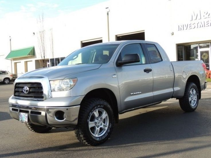 Tires For 2007 Toyota Tundra