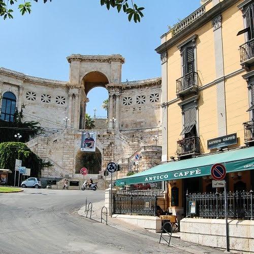 Cagliari Bastione St Remy....