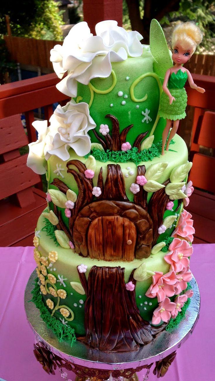 Best 25+ Fairy garden cake ideas on Pinterest Fairy cakes ...