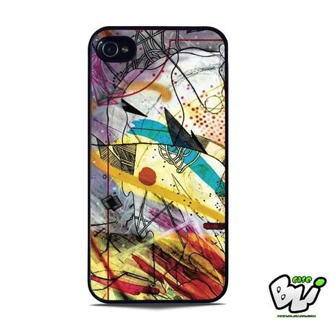 Colorful Art iPhone 5 | iPhone 5S Case