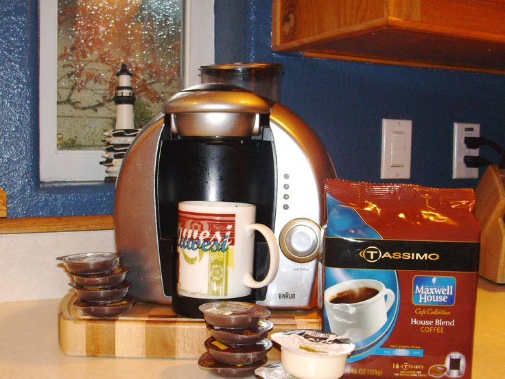 Tassimo Coffee Maker Cleaner : 1000+ ideas about Tassimo Coffee on Pinterest Tassimo coffee maker, Clean washer vinegar and ...