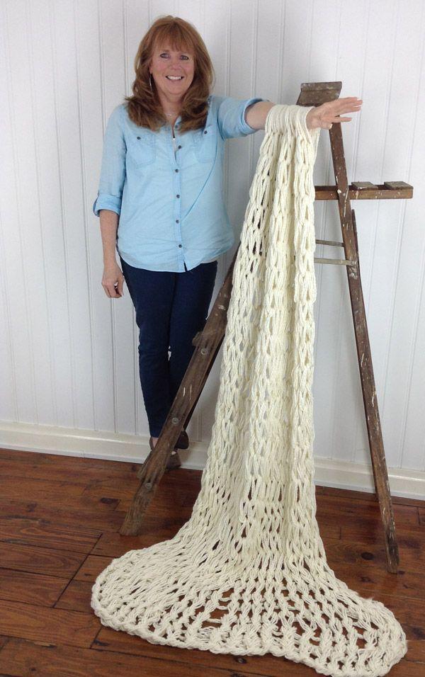 Arm Knitting Left Handed : Left handed arm knitting videos crafty pinterest
