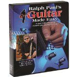 As Seen On TV Ralph Paul's Guitar Made Easy  List Price: $39.99 Discount: $0.00 Sale Price: $39.99