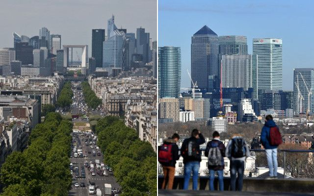 The French Prime Minister on Friday laid out a raft of measures aimed at boosting Paris's attractiveness to high finance in order to cash in on Britain's exit from the European Union, including cutting income tax for high earning bankers and opening international schools.