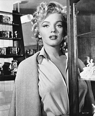 Marilyn as Rose Loomis in Niagara (1953)