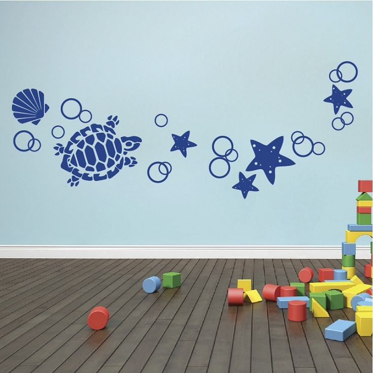 166 Best Wall Decals Images On Pinterest | Wall Design, Vinyl Wall