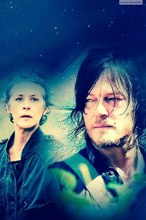 CAROL AND DARYL - WHAT ARE YOU WAITING FOR ?  ♥