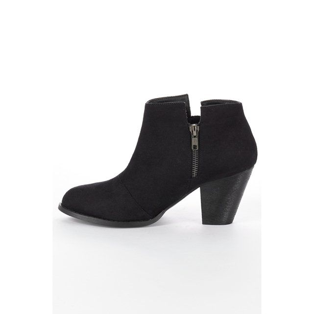 ELLOS Zipped Ankle Boots