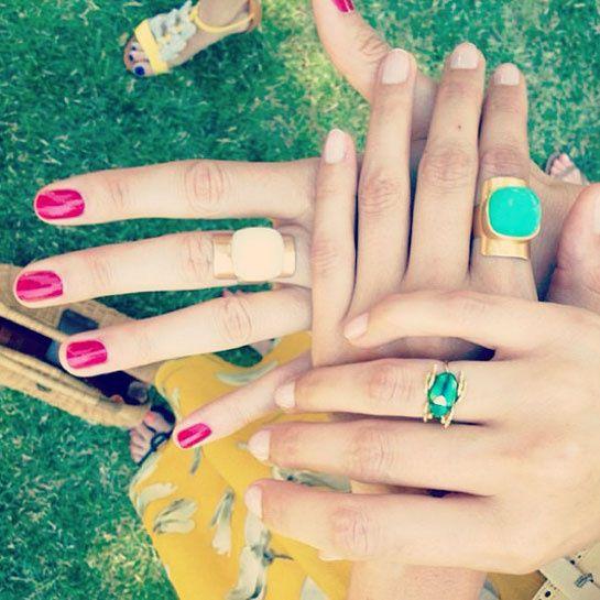 15 créatrices de bijoux à suivre sur Instagram: Honorine Jewels http://www.vogue.fr/joaillerie/a-voir/diaporama/15-creatrices-de-bijoux-a-suivre-sur-instagram-aurelie-bidermann-noor-fares-delfina-delettrez-gaia-repossi-pamela-love/14797/image/810722#!15-creatrices-de-bijoux-a-suivre-sur-instagram-honorine-jewels