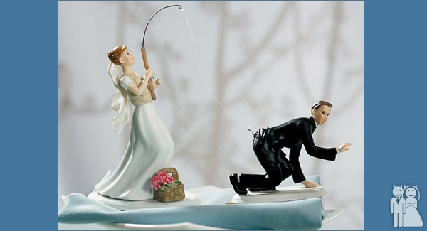 florida wedding cake toppers 25 best ideas about fishing wedding cakes on 14329