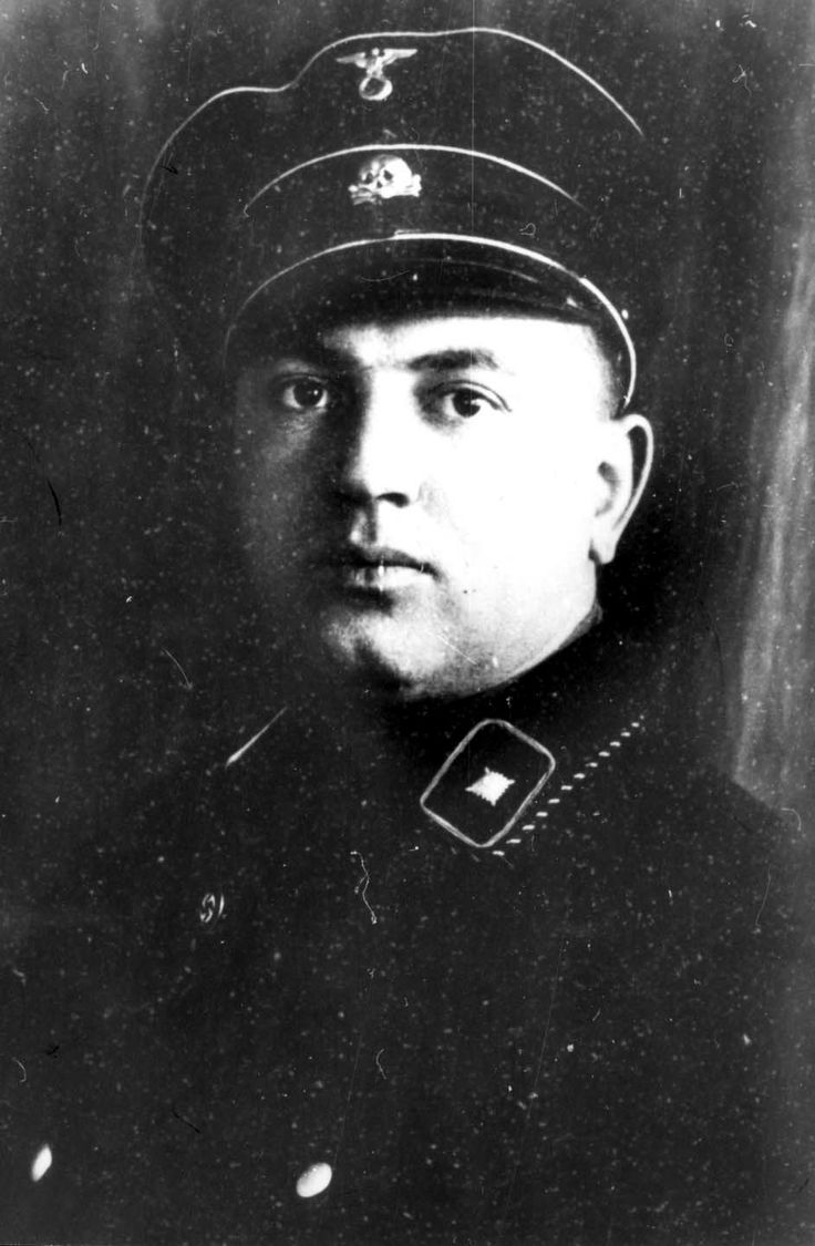 Czortkow, Poland, Gestapo officer Mack