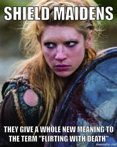 Shield Maidens