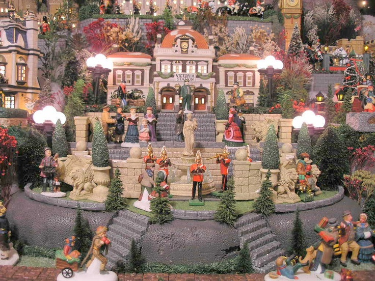 Google Image Result for http://www.jndhobby.com/images/P1011283.JPG: Christmas Village D56, Miniatures Christmas, De Natal Christmas, 56 Villages, Christmas Village ️ ️, Department 56, Christmas Villages D56, Christmas Ideas, Christmas Village Display