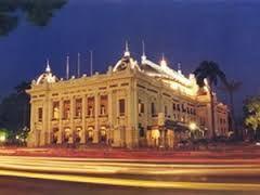 ハノイのオペラハウス | ベトナムディスカバリー - VOV5