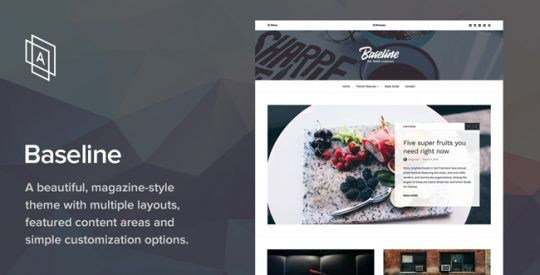Mejores 253 imágenes de WordPress Themes en Pinterest | Tema de ...