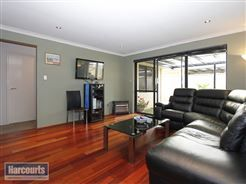 Open plan design and beautiful timber flooring throughout #timberflooring  To view more check out www.RegalGateway.com #realestate #harcourts