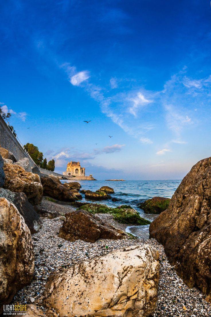 Tomis Harbour, Black Sea, Romania, www.romaniasfriends.com by Octavian Andrei