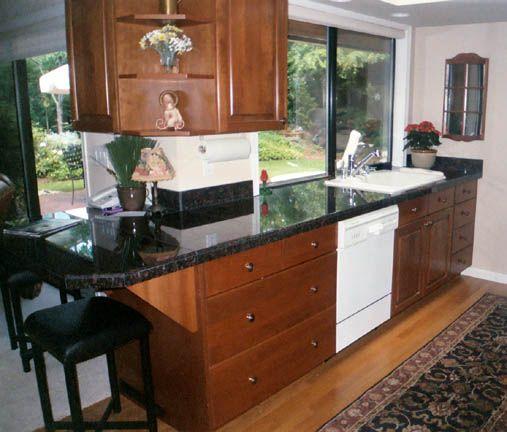 Ceramic Countertops Kitchen: Best 25+ Granite Tile Countertops Ideas On Pinterest