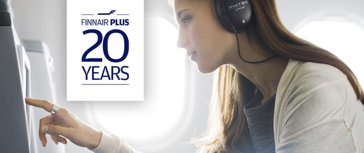 100,000 Bonus Plus Points to all Finnair Plus members who fly Finnair to 20 different destinations in 2012.