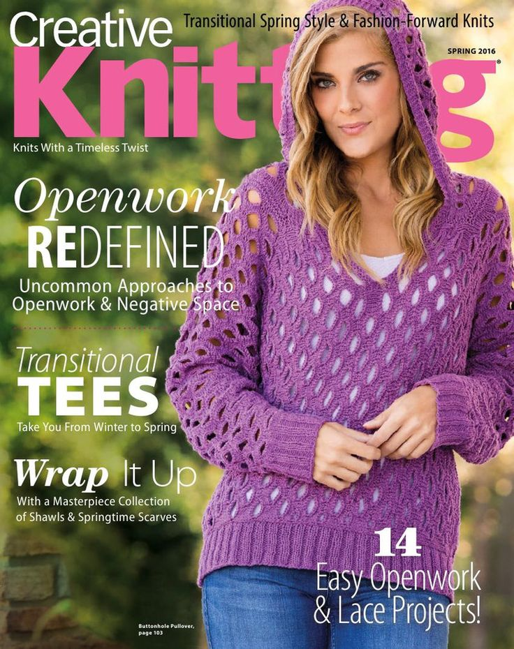 Creative Knitting Spring 2016 - 轻描淡写的日志 - 网易博客