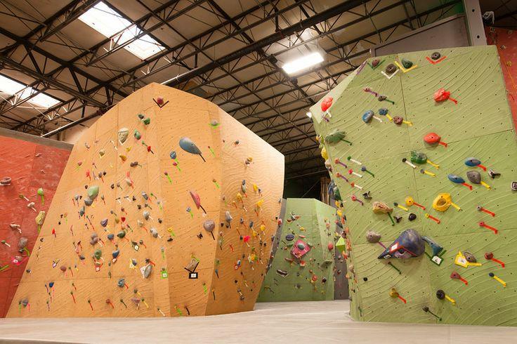 Redmond Vertical World- Walls by Elevate Climbing Walls