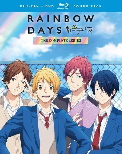 Rainbow Days: The Complete Series [Blu-ray/DVD] [4 Discs]
