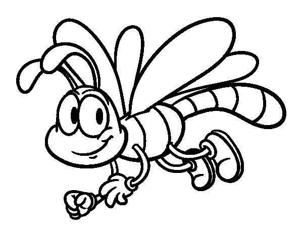 10 Dragon Fly Colouring Pages Printable Colouring Pages Of