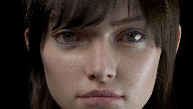 Nexus 10 Realistic 3D Art by Brett Sinclair BRETT SINCLAIR is a Freelance 3d Artist from Johannesbur
