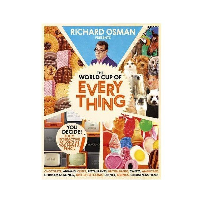 #trending #books #amazon The World Cup Of Everything: Play along at home: quiz fun for all the family  Richard Osman