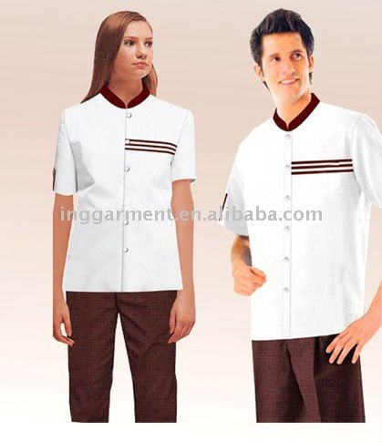 Hotel Housekeeping Staff Uniform
