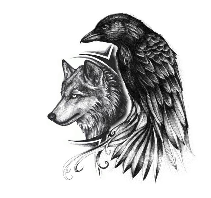 2018 pagan wallpapers and printables tattoo ideas pinterest raben wolf und tattoo ideen. Black Bedroom Furniture Sets. Home Design Ideas