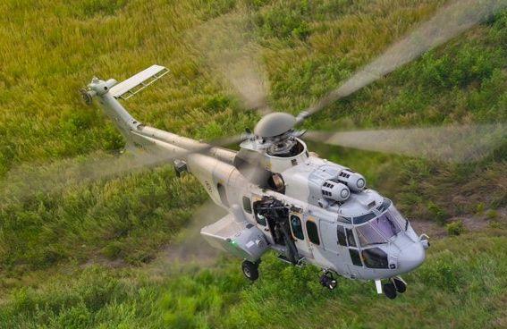 """Royal Thai Air Force H225M """"Caracal"""" (EC725)."""