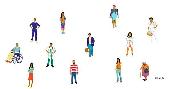 Medical desing for infographics-studio on Behance