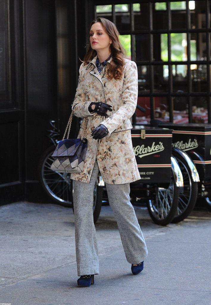 Blair Waldorf's Best Style   Gossip Girl   POPSUGAR Fashion