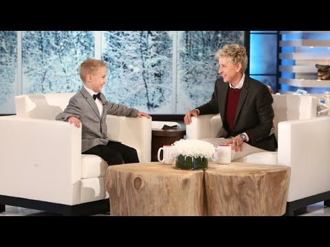 New Kids Fashion from Ellen DeGeneres and Gap Kids