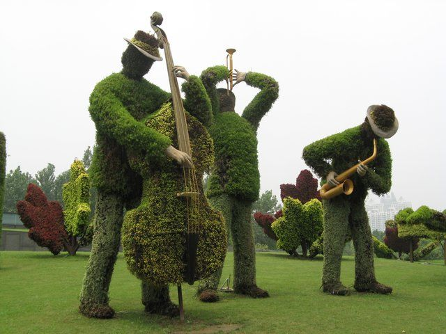 gardening orchestrated