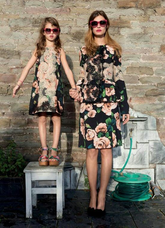 Mom and Daughter outfit ♥