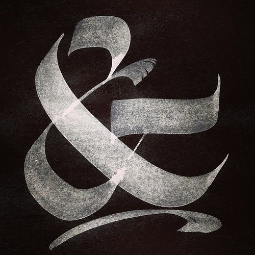 15 Best Images About Ampersand On Pinterest Watercolors