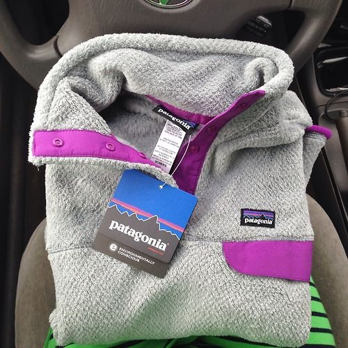 My first patagonia <3 I'm in love!!